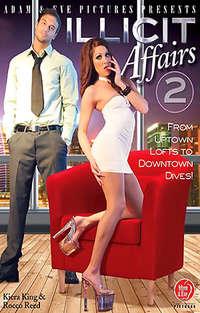 Illicit Affairs #2  Cover