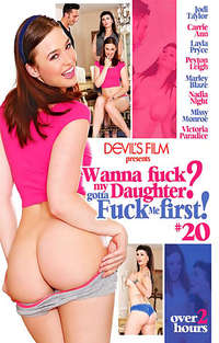 Wanna Fuck My Daughter? Gotta Fuck Me First! #20 Cover