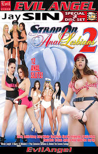 Strap-On Anal Lesbians #2 - Disc #2 Cover