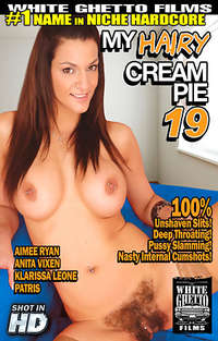 My Hairy Cream Pie #19  Cover