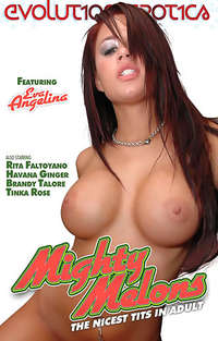 Mighty Melons Cover
