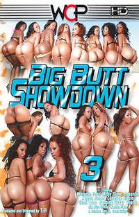 Big Butt Showdown #3 Cover