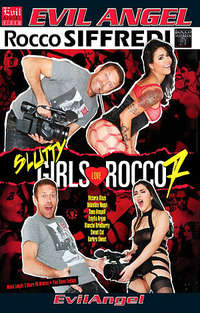 Slutty Girls Love Rocco #7 Cover