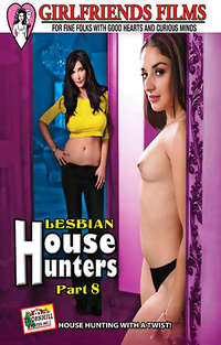 Lesbian House Hunters #8 Cover