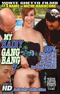 My Hairy Gangbang #7 Cover