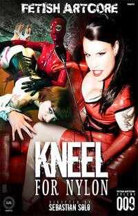 Kneel For Nylon Cover