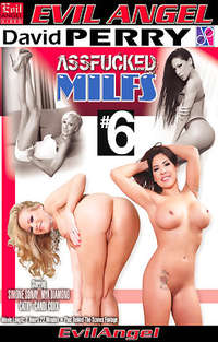 Assfucked Milfs #6 Cover