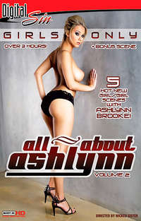 All About Ashlynn #2  Cover