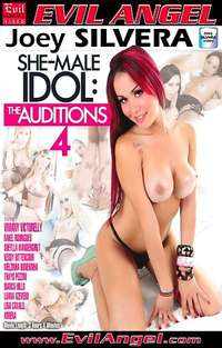 She-male Idol - The Auditions #4 Cover
