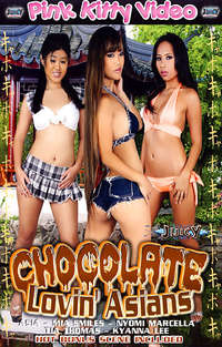 Chocolate Lovin' Asians Cover
