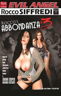 Rocco's Abbondanza #3 Cover
