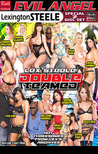 Lex Steele - Double Teamed - Disc #1 Cover