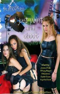 Just Point and Shoot Cover