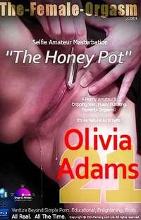 Olivia Adams #21 - The Honey Pot  Cover