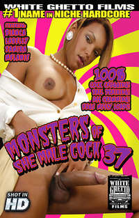 Monsters Of Shemale Cock #37 Cover