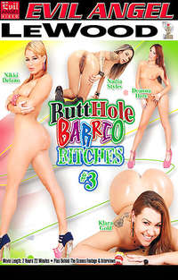 Butthole Barrio Bitches #3 Cover
