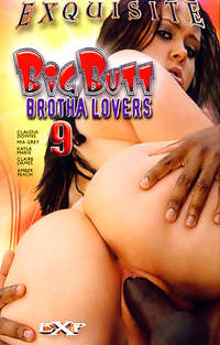 Big Butt Brotha Lovers #9 Cover