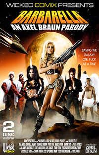 Barbarella XXX - An Axel Braun Parody - Disc #2 (Extras) Cover