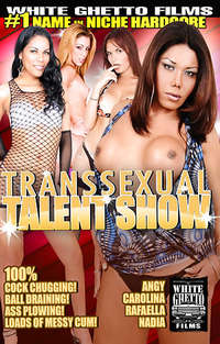 Transsexual Talent Show Cover
