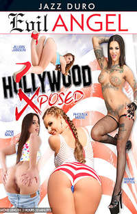 Hollywood Xposed Cover