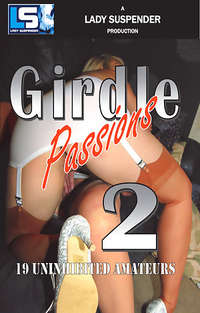 Girdle Passions #2 Cover