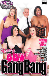 Reverse BBW Gang Bang  Cover
