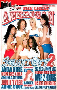 The Great American Squirt Off #2  Cover