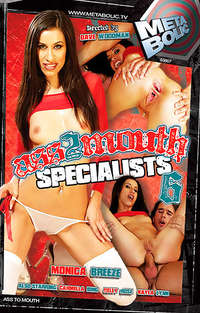 Ass 2 Mouth Specialists #6  Cover