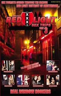 Amsterdam Red Light Sex Trips #3  Cover