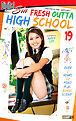 Fresh Outta High School #19  Cover