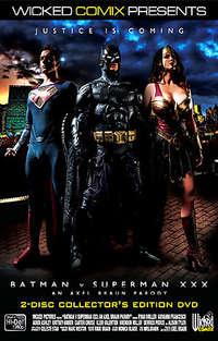 Batman Vs. Superman XXX: An Axel Braun Parody - Disc #2 (Extras)