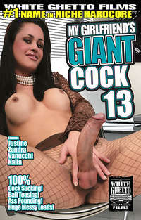 My Girlfriend's Giant Cock #13 Cover