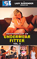 Adventures Of An Underwear Fitter #8 Cover