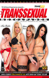 Transsexual Sexcapades Cover
