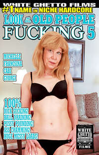 Look At The Old People Fucking #5 Cover