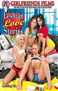 Lesbian Love Stories #4 Cover