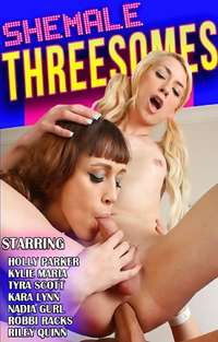 Shemale Threesomes Cover