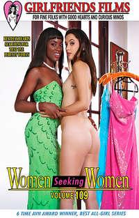 Women Seeking Women #109 Cover