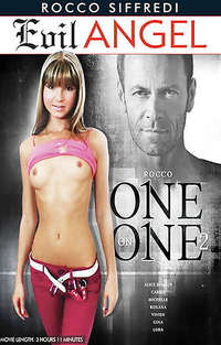 Rocco One On One #2 Cover
