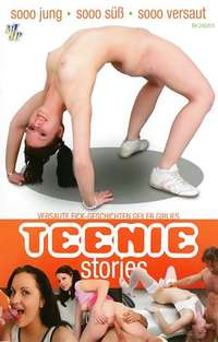 Teenie Stories - Sie Lieben Den Sex Cover