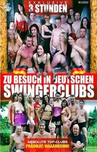 Zu Besuch In Deutschen Swingerclubs Cover