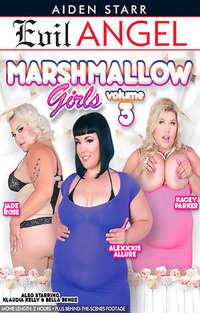 Mashmallow Girls #3 Cover