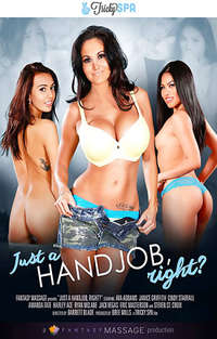 Just A Handjob, Right? Cover
