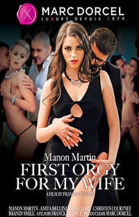 First Orgy For My Wife Cover
