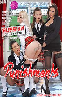 Russian Institute - Punishments Cover