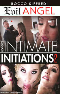Rocco's Intimate Initiations #2 Cover
