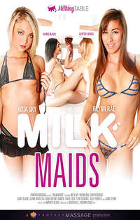 Milk Maids Cover