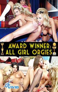 Award Winners  - All Girl Orgies Cover