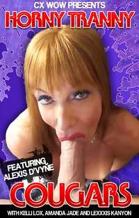Horny Tranny Cougars Cover