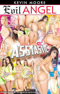 Asstastic Cover